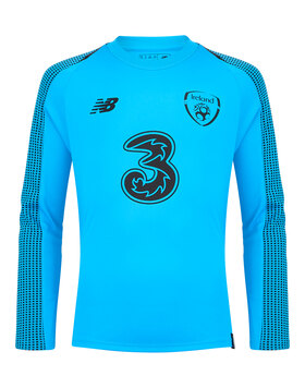 Kids Ireland Goalkeeper Jersey