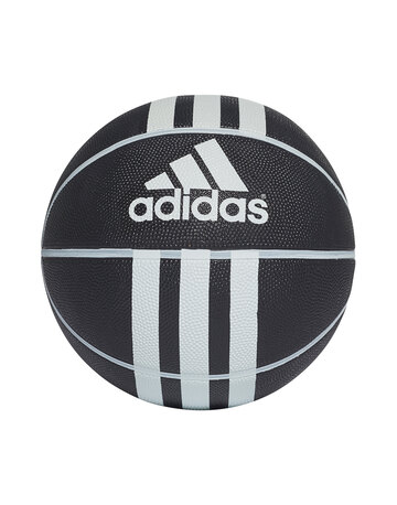 3 Stripe Rubber Basketball