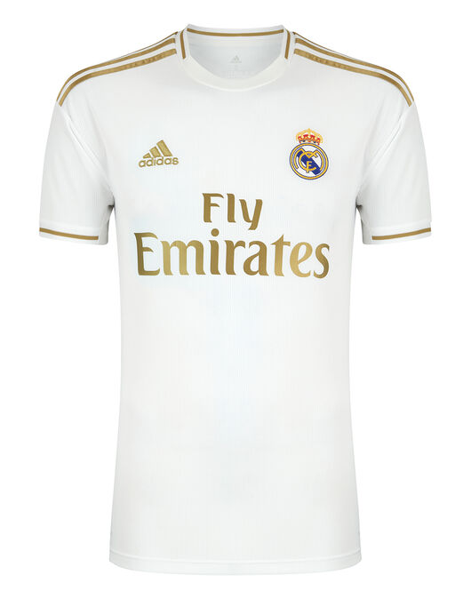 purchase cheap 43ca2 b22db adidas Adult Real Madrid Home 19/20 Jersey