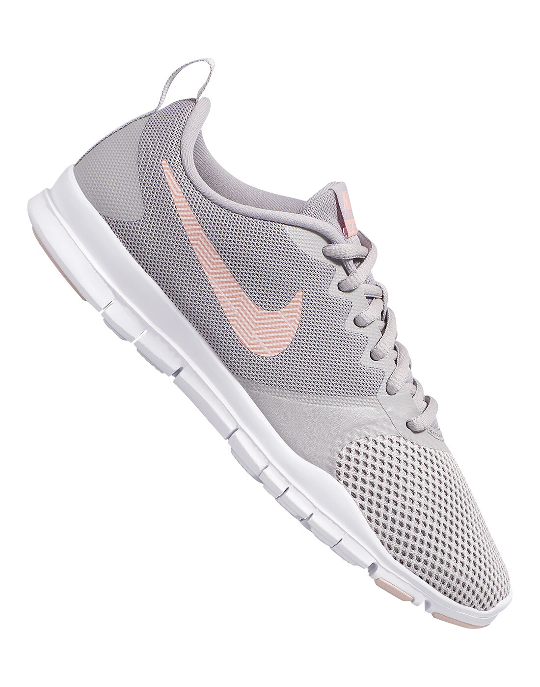 Women's Grey Nike Flex Essential TR