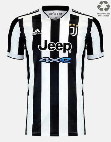 Adult Juventus 21/22 Home Jersey