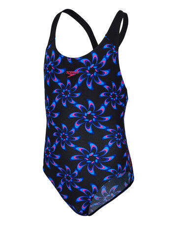 Older Girls Allover Splashback Swimsuit