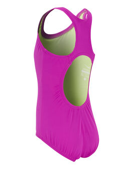 Junior Girls Core Solid Swimsuit
