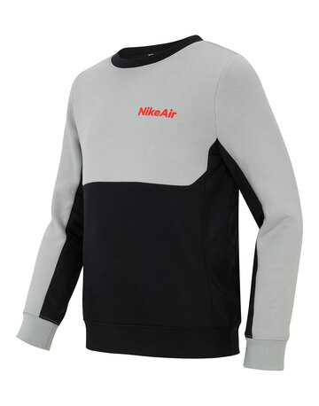 Older Boys Air Crewneck Sweatshirt