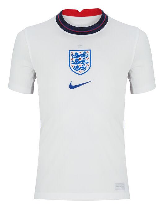 Kids England Euro 2020 Home Jersey