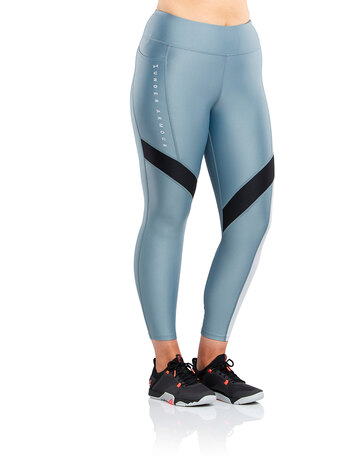 Womens Armour Ankle Crop Legging