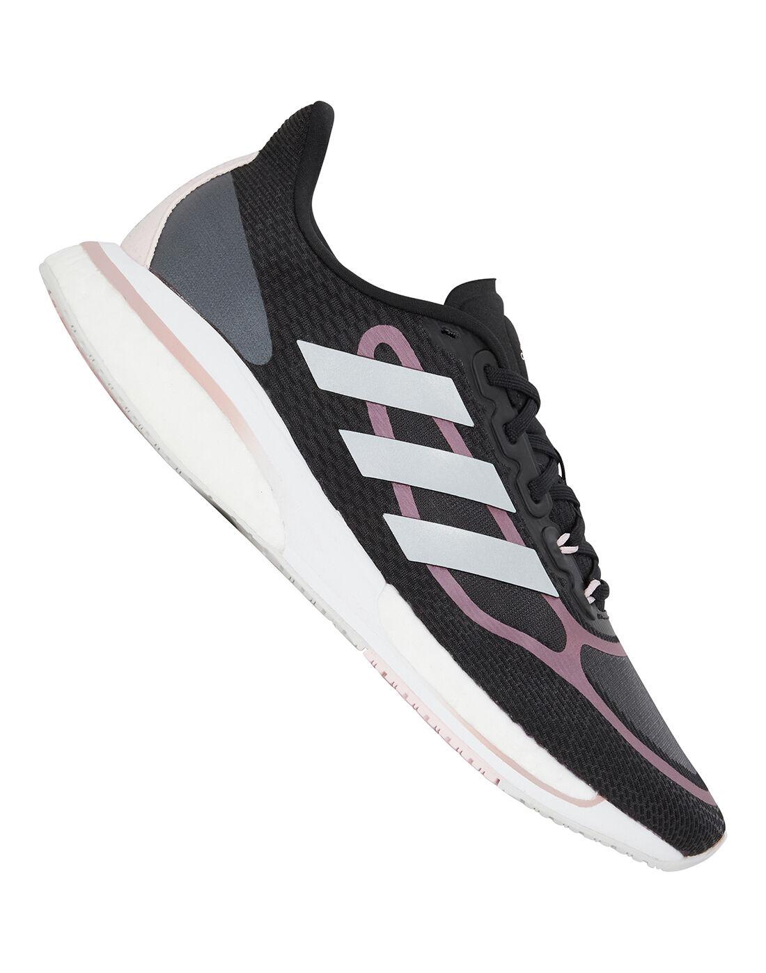 adidas adidas samba ruby black pink color   Womens Supernova Plus