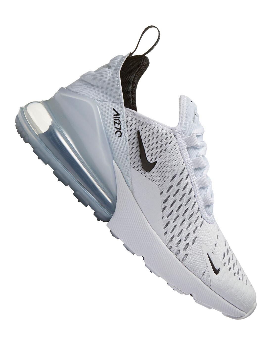 Kids White Nike Air Max 270 | Life