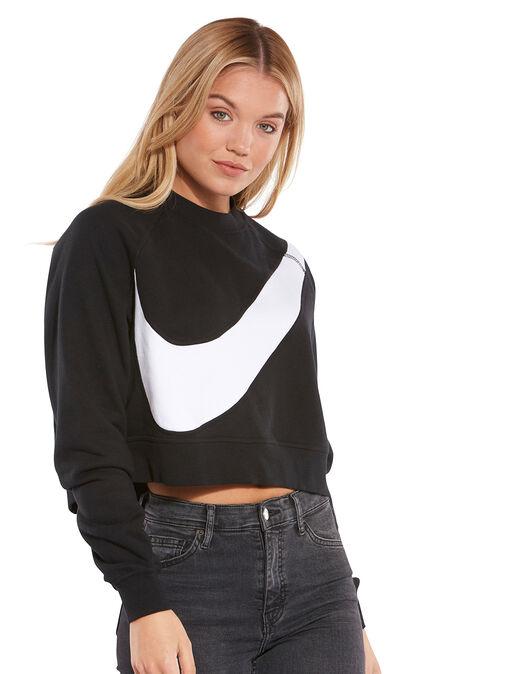 Womens Fleece Swoosh Sweatshirt