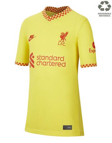 Kids Liverpool 21/22 Third Jersey