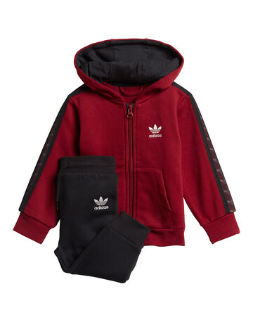 Infant Boys Full Zip Taping Tracksuit