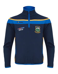 Kids Tipperary Slaney Half Zip Top