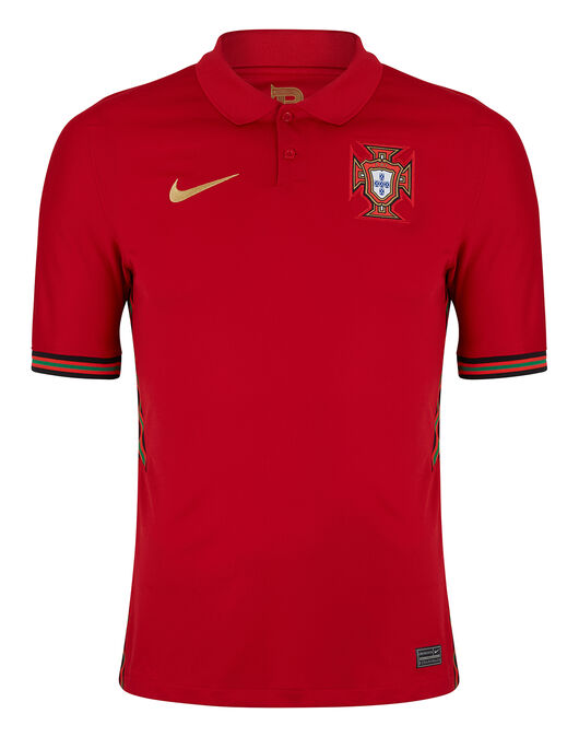 Adult Portugal Euro 2020 Home Jersey