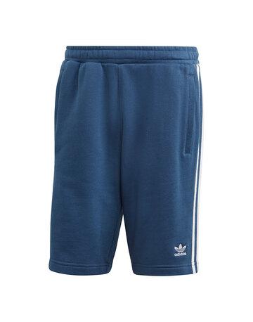 Mens 3-Stripes Fleece Shorts