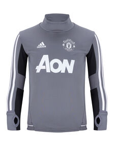 Kids Man Utd 17/18 Training Top