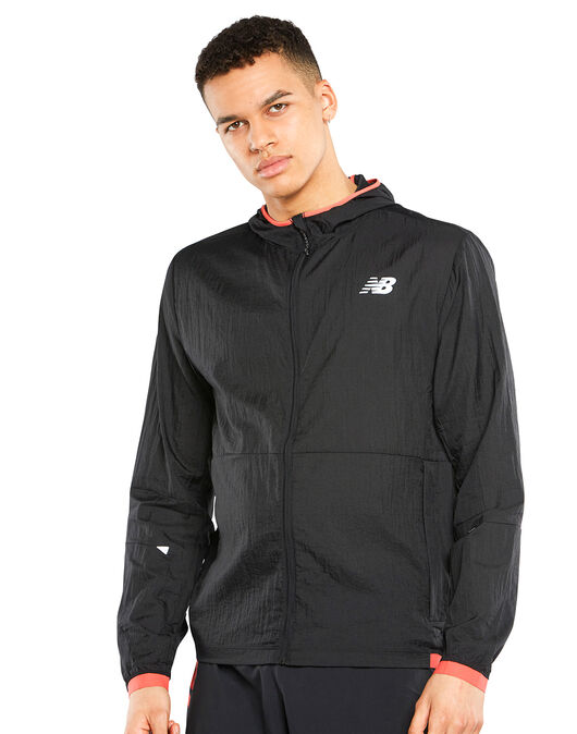 Mens Impact Run Club Jacket