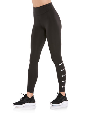 Womens Swoosh Run Leggings