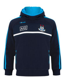 Kids Dublin Temple Fleece Hoody