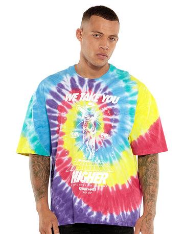 Mens Tye Dye T-Shirt