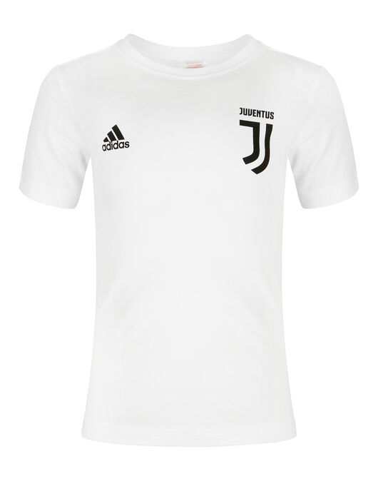new products 10aab 0694b adidas Kids Ronaldo Juve Graphic Tee