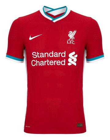 Adult Liverpool 20/21 Vapor Home Jersey