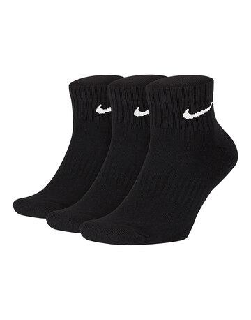 Everyday 3 Pack Ankle Cushion Socks