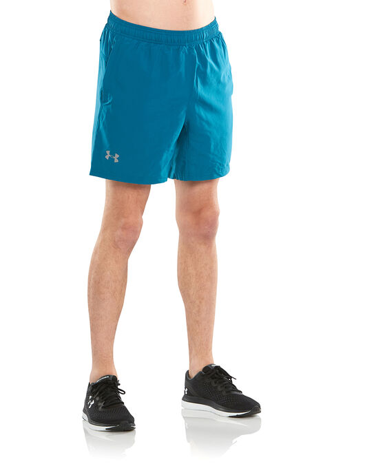 Mens Speed Stride Graphic 7 Inch Shorts