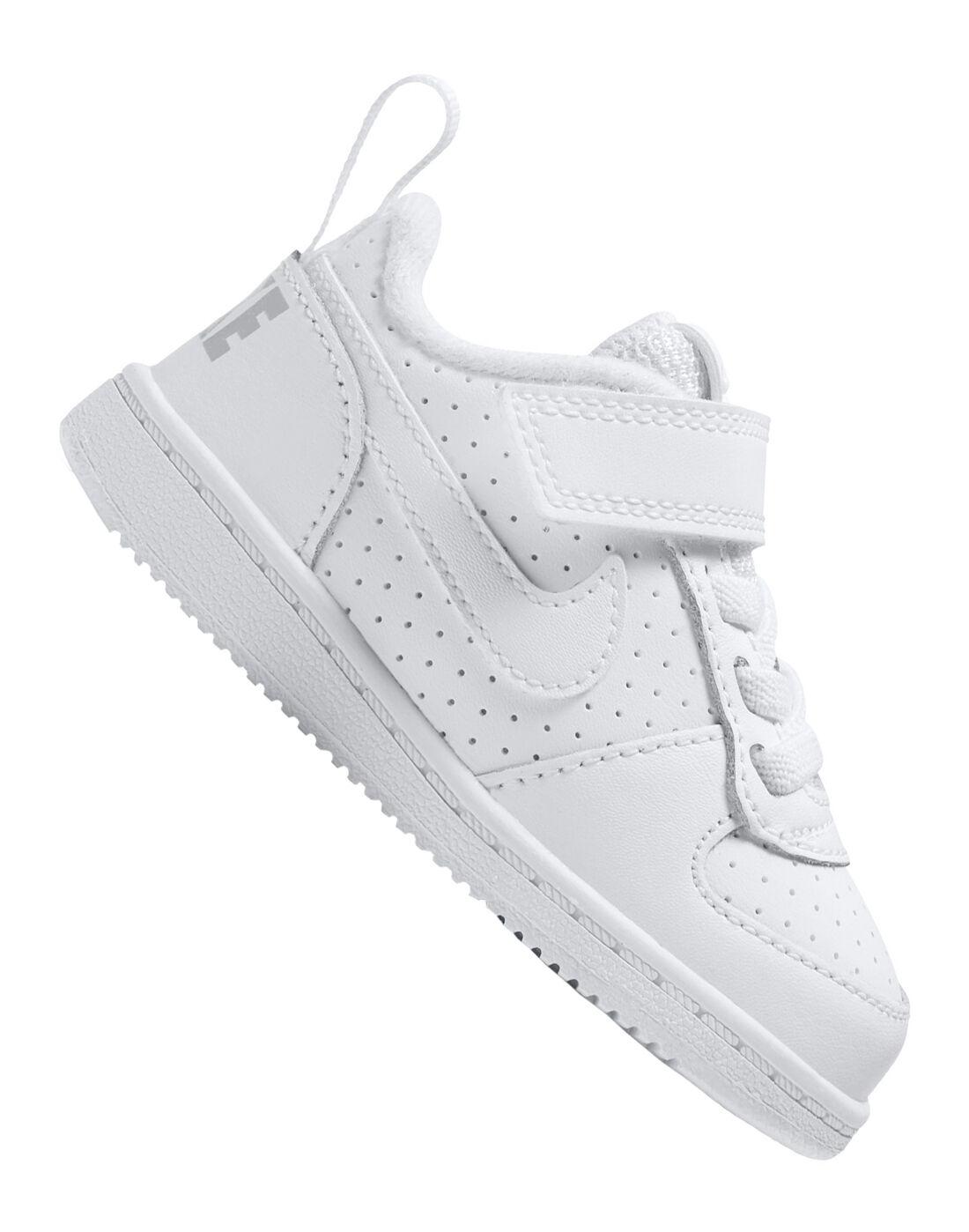 Nike Infants Court Borough Low - White
