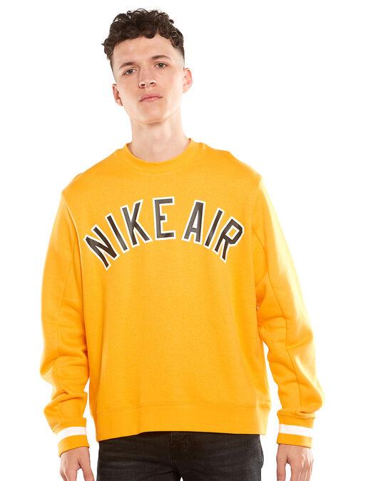 Mens Air Crew Neck Sweatshirt