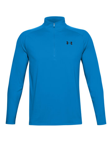 Mens Tech Half Zip