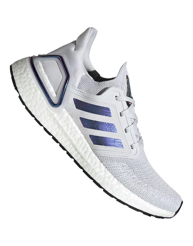 Adidas Womens Ultraboost 20 - Grey - 7