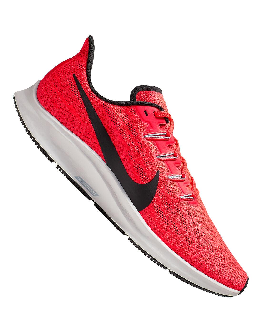 Men's Red Nike Air Zoom Pegasus 36