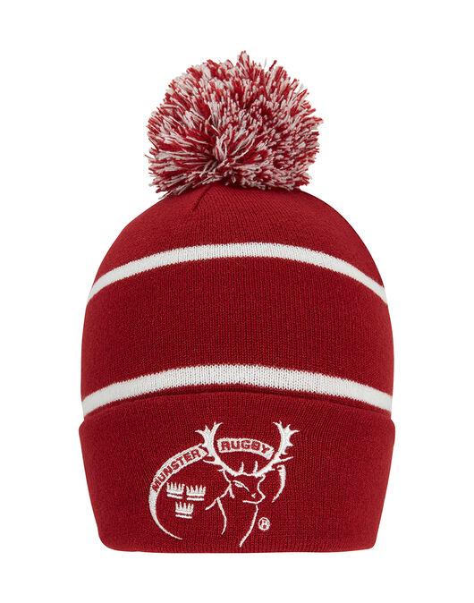 Munster Supporters Bobble Hat