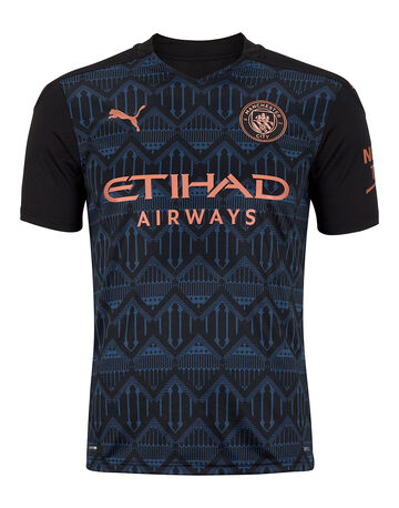 Adult Man City 20/21 Away Jersey