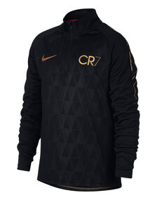Older Boys CR7 Half Zip