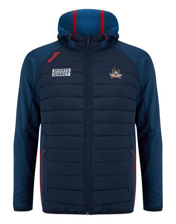 Adult Cork Portland Full Zip Hooded Jacket