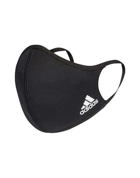 Reusable//Washable Black 3-PACK Workout Mask for Gym//Exercise