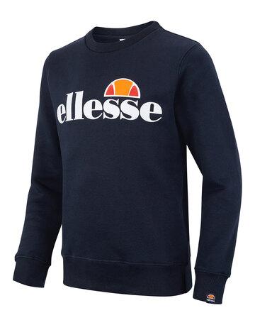 Older Girls Classic Crew Neck Sweatshirt