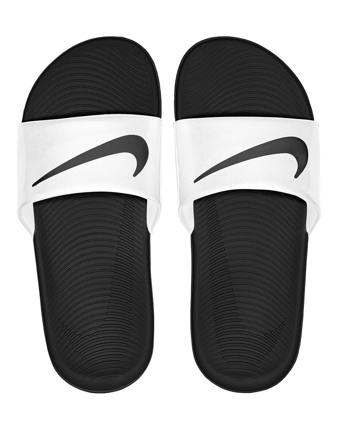 nike sb dunks mid 14 | Nike Older Kids Kawa Slides - White ...