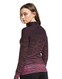 Womens Warm Long Sleeve Top