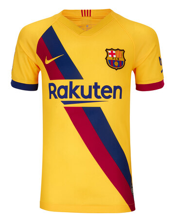 Kids Barcelona 19/20 Away Jersey