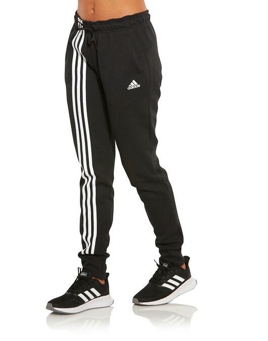 Vendita calda 2019 nuovi prodotti per stili classici Women's Black adidas 3-Stripes Pants | Life Style Sports