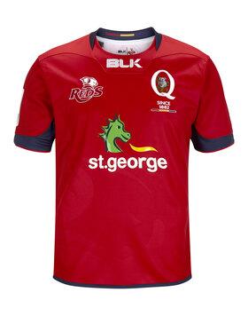 Adult Queensland Reds Home Jersey