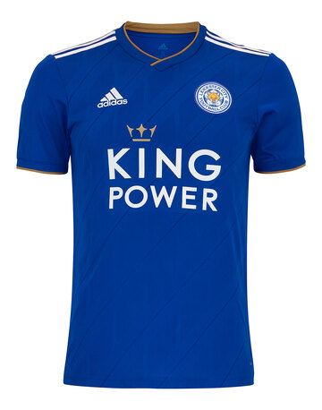 Adult Leicester City 18/19 Home Jersey