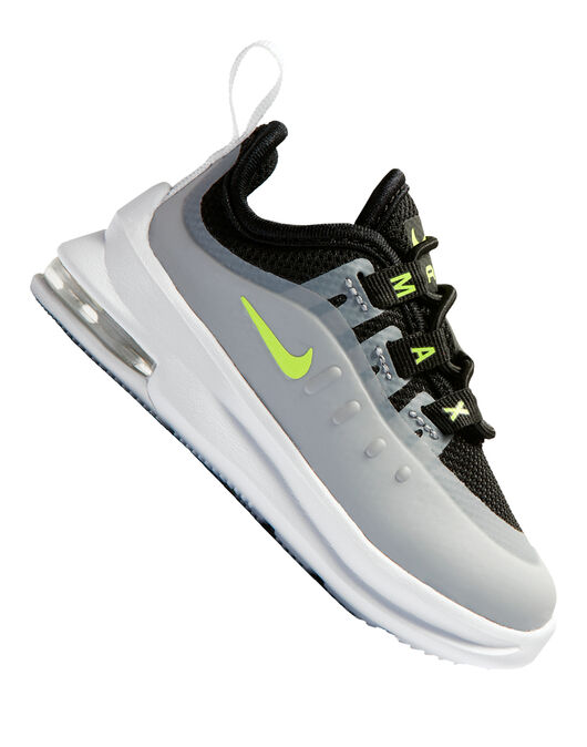 0349723715 Infants Grey & Black Nike Air Max Axis   Life Style Sports