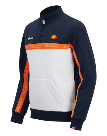 Older Boys Tuffio Half Zip Sweatshirt