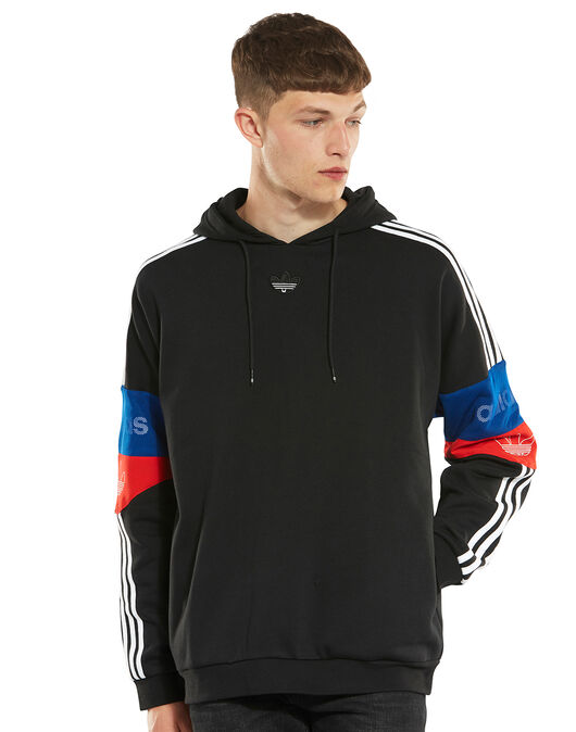 save off great fit official images adidas Originals Mens Trefoil Pullover Hoodie