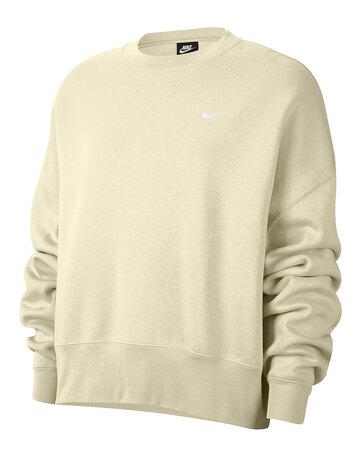 Womens Trend Fleece Crewneck Sweatshirt