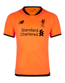 Liverpool Kids 18 Third Kit