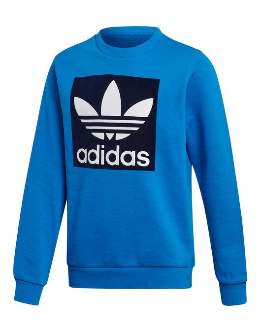 3fd11e7d adidas Originals Older Boys Trefoil Sweatshirt